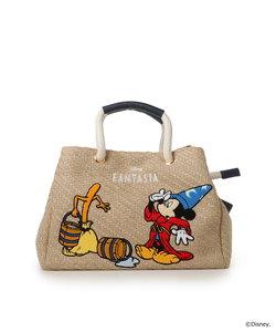 【D23】ファンタジアミッキーマウス/トートバッグ