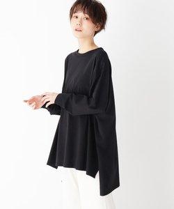 ワイドシルエットロングスリーブTシャツ【LOUNGEWEAR】