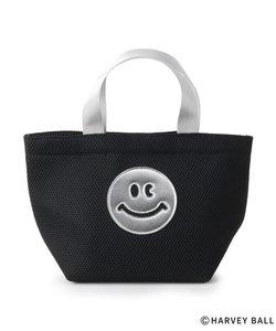 【OC SMILE】スマイルメッシュランチトートバッグ