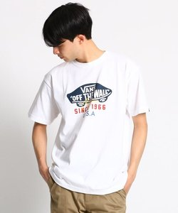 VANS ロゴプリントTシャツ