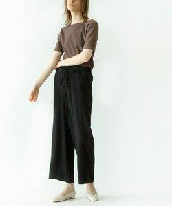 【VERY10月号掲載】【My style is...掲載】【抗菌防臭加工】Vフラットパンプス