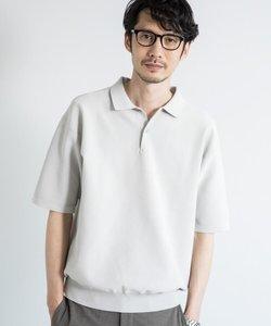 ポリエステルニットポロシャツ
