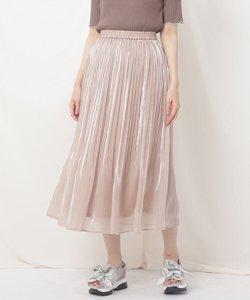 【再入荷・新色追加】オーガンプリーツスカート