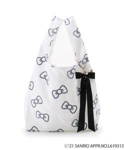 【新色追加】Hello Kitty オーガンジーショッパーバッグ2