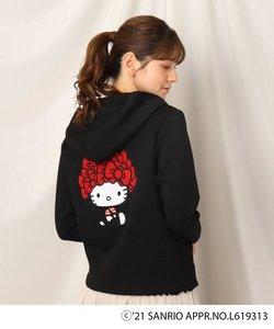 Hello Kitty メルティタッチジップパーカー