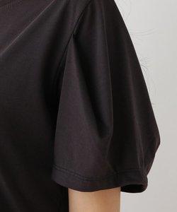 接触冷感タックスリーブ半袖Tシャツ
