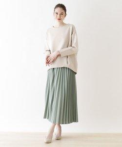 【2点セット】プルオーバージャージ+プリーツスカート
