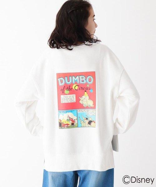 DUMBO/ヴィンテージアートスウェット