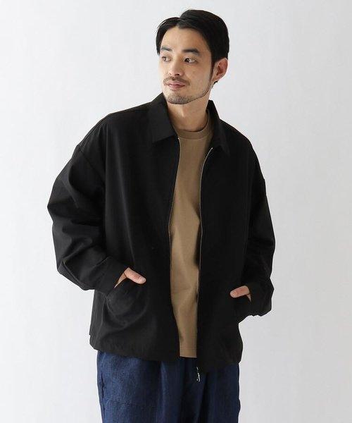 ジャケットデザイン シャツブルゾン