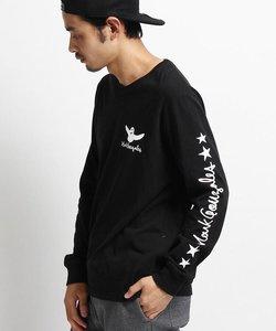 MARK GONZALES/マークゴンザレス別注 ロゴ長袖Tシャツ