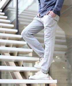 basic sweat long pants