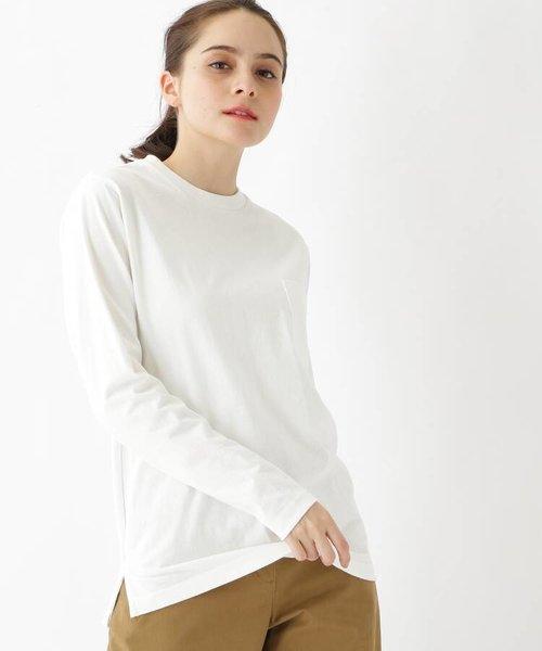 長袖 Tシャツ クルーネック WEB限定 11250