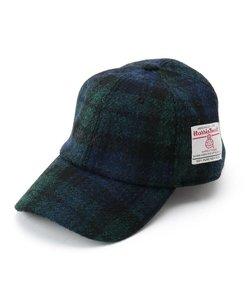 Harris Tweed ハリス ツィード CAP ローキャップ