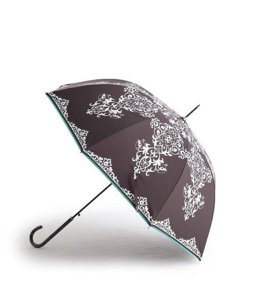 ダマスク柄アンブレラ(長傘)