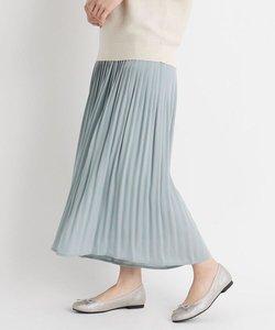 人気アイテム再入荷!【S-LL】シフォンプリーツスカート風ロングパンツ