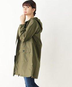 【雨の日OK】モッズレインコート
