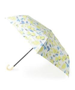 Wpc.フラワーパイピング日傘(折り畳み傘)