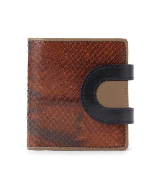 MALVA(マルバ)薄型二つ折り財布