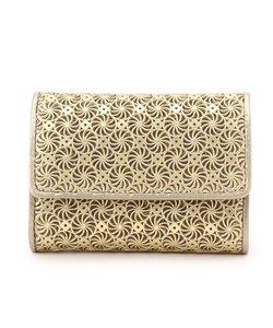 GIRASOLE(ジラソーレ) ミニ三つ折財布