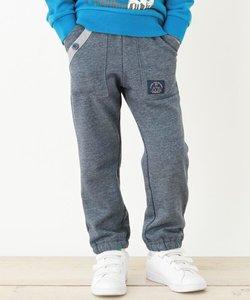 【90-150cm】裏毛フロントポケットストレートパンツ