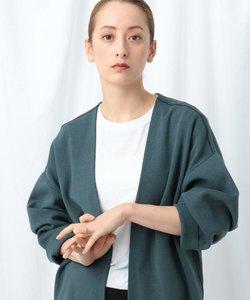 【WEB限定/ハンドウォッシュ】ニットカーディガン
