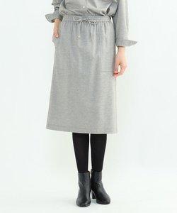 「S」コットンツイルタイトスカート