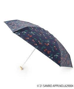SANRIOCHARA チェリー柄ミニ折り畳み傘
