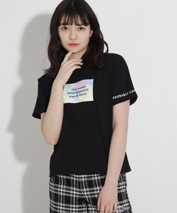 【オーガニックコットン100%】タイダイプリントTシャツ