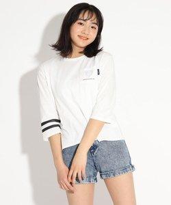 ★ニコラ掲載★袖透けCOOLトップス