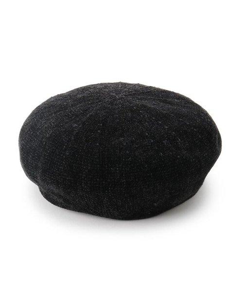 ベロアベレー帽