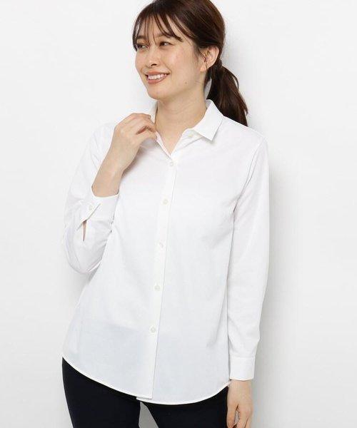 【手洗い可】ベーシックシャツ