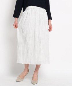 【手洗い可】シワプリーツスカート