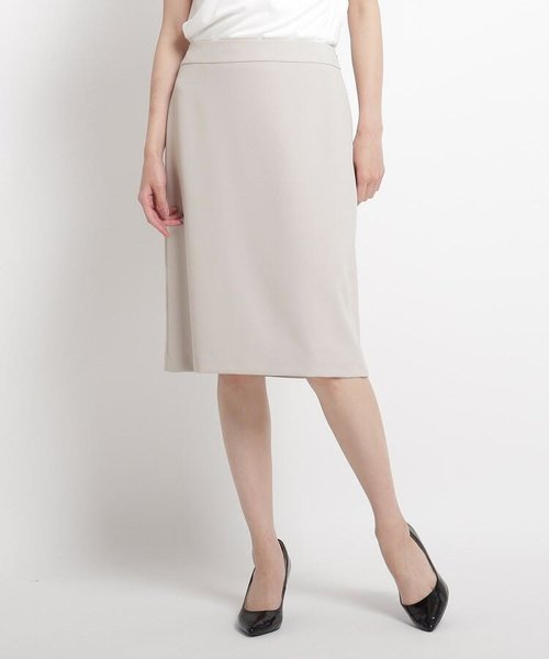 【洗える】ストレッチタイトスカート