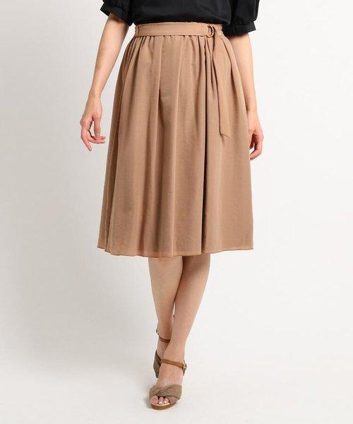 【洗える】リバーシブルスカート