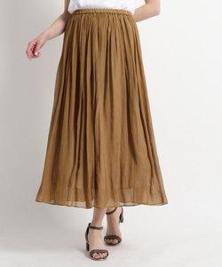 【洗える】ブランロングスカート