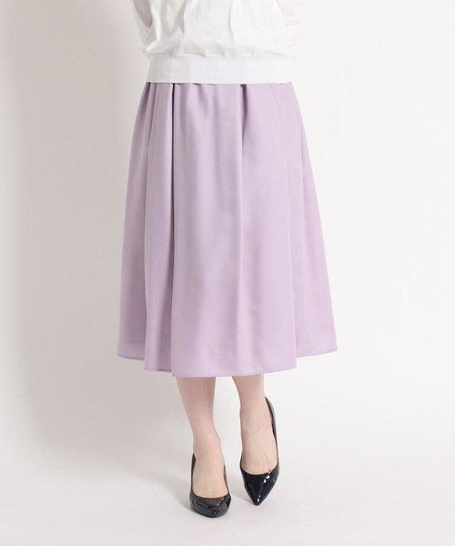 アンスパンローンギャザースカート