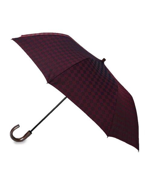 市松 折りたたみ傘