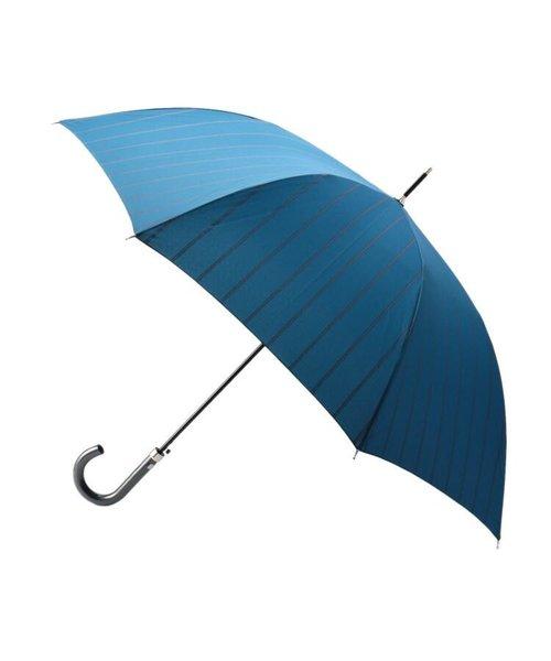 ストライプ柄 長傘