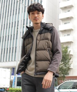 【Sサイズ~】コンビネーション3WAYダウンブルゾン