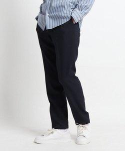 【Sサイズ~】メランジストレッチ パンツ