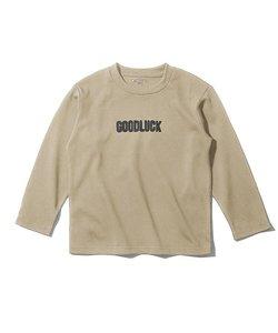 【90cmのみWEB限定サイズ】グラフィックプリントロングTシャツ