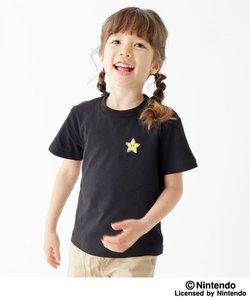 【100-160cm】スーパーマリオTシャツ