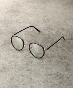 3重フレームボストン型メガネ(5160)