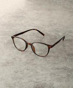 シンプルウェリントン型メガネ(5110)
