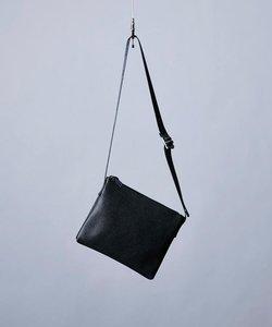 【WEB限定】レザー調サコッシュバッグ