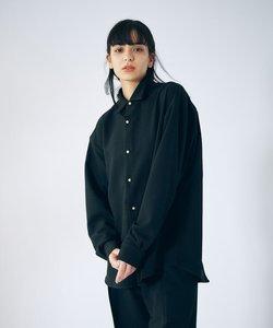 LANATEC(R)LEIフェイクパールシャツ(ユニセックスアイテム)
