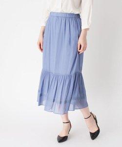 楊柳ティアードレーススカート