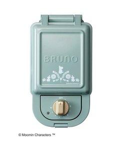 BRUNO ムーミン ホットサンドメーカー シングル