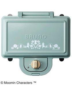 BRUNO × moomin ホットサンドメーカーW BOE051