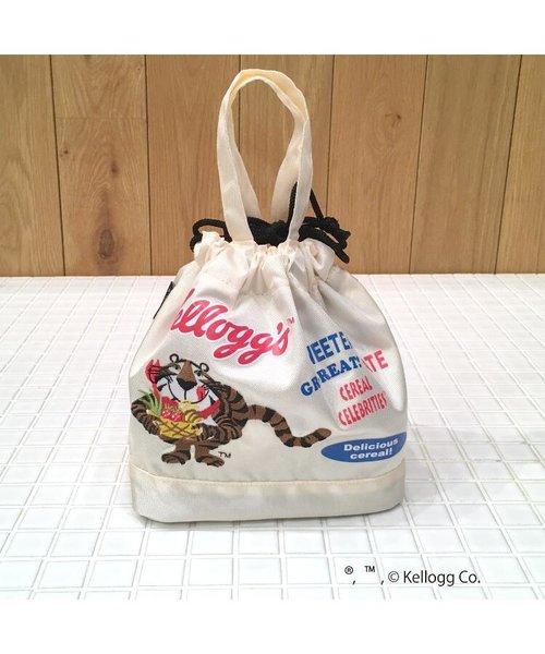 Kellogg's (ケロッグ) 巾着ランチポーチ SERVE トニーIV